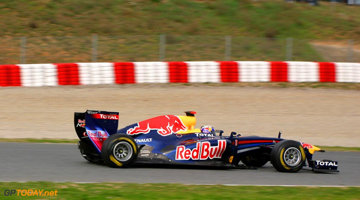 Red Bull Racing merkt motoren in 2011 als Infiniti