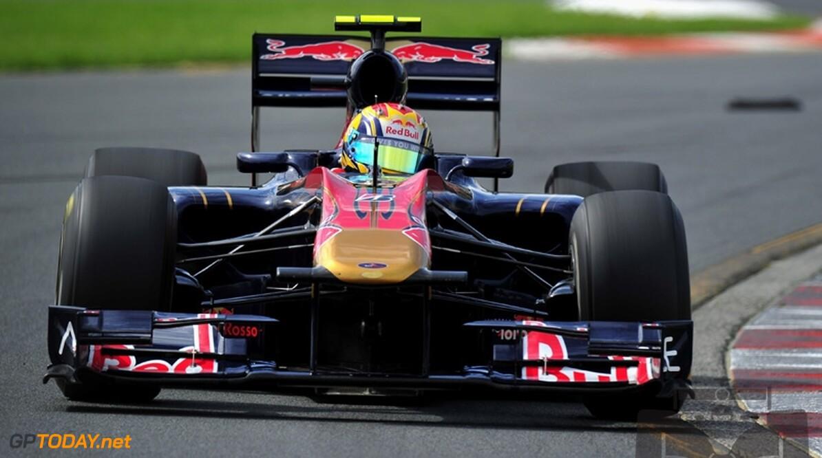 Jaime Alguersuari leert van duel met Michael Schumacher