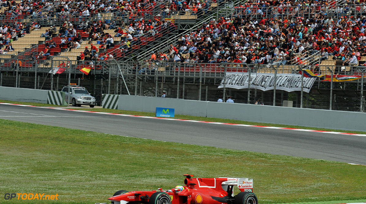Ferrari haalt F-duct van F10 voor Grand Prix van Monaco