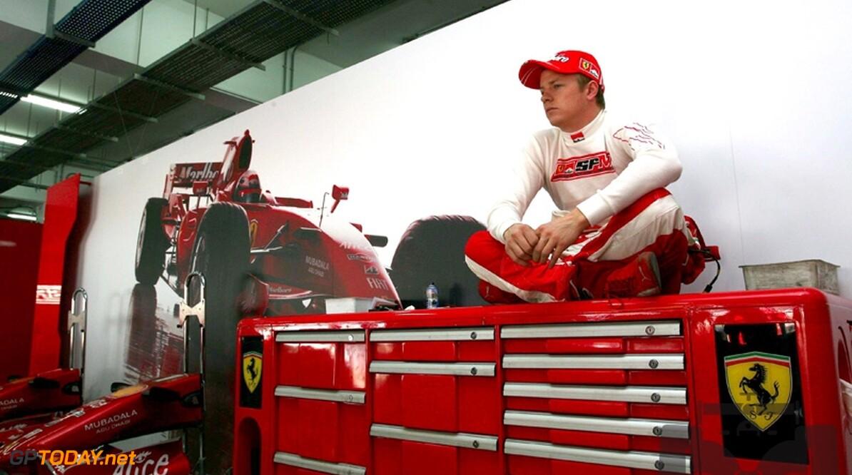 Kimi Raikkonen wil er volgend seizoen weer staan