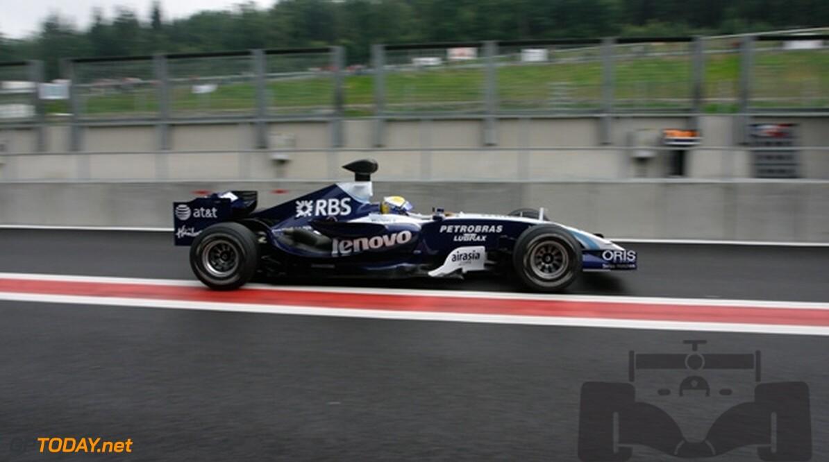 Motorwissel levert Nico Rosberg straf op