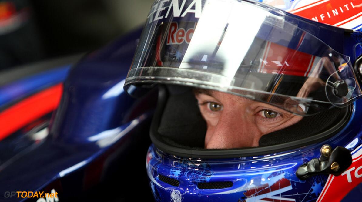 Red Bull Racing ontdekt verkeerde set-up bij auto van Webber