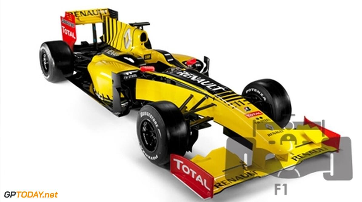 Renault presenteert nieuwe R30