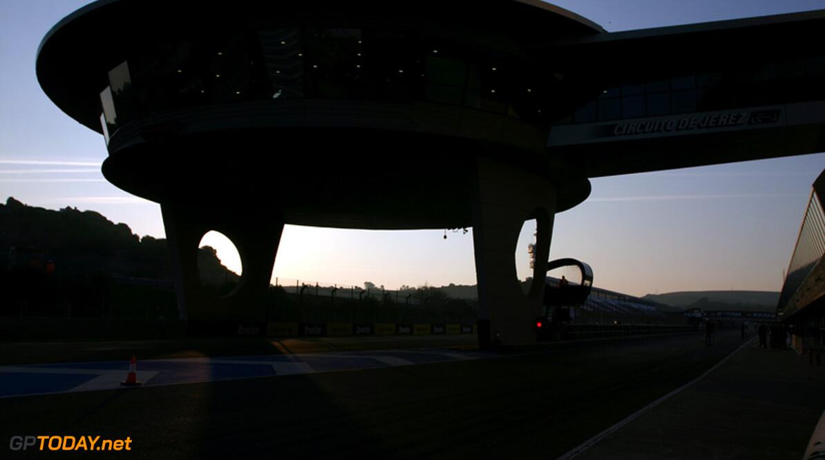 Volg <b>LIVE</b> de vierde testdag op het Circuito de Jerez op F1Today.nl