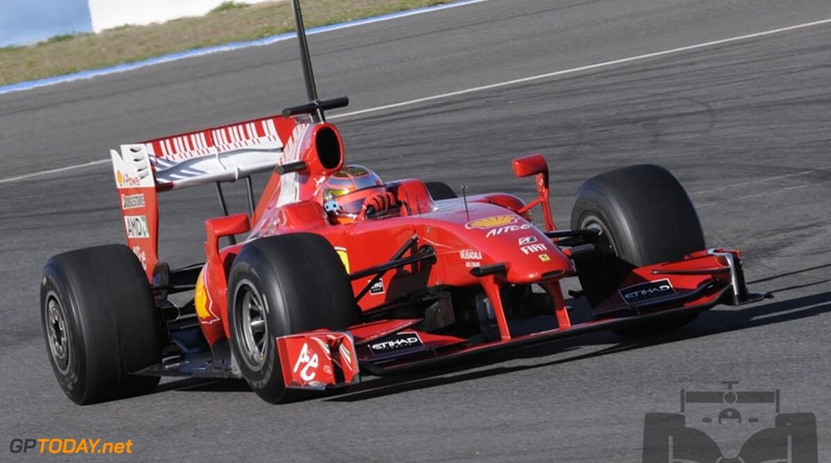 Bianchi op weg om Fisichella af te lossen als reserve bij Ferrari