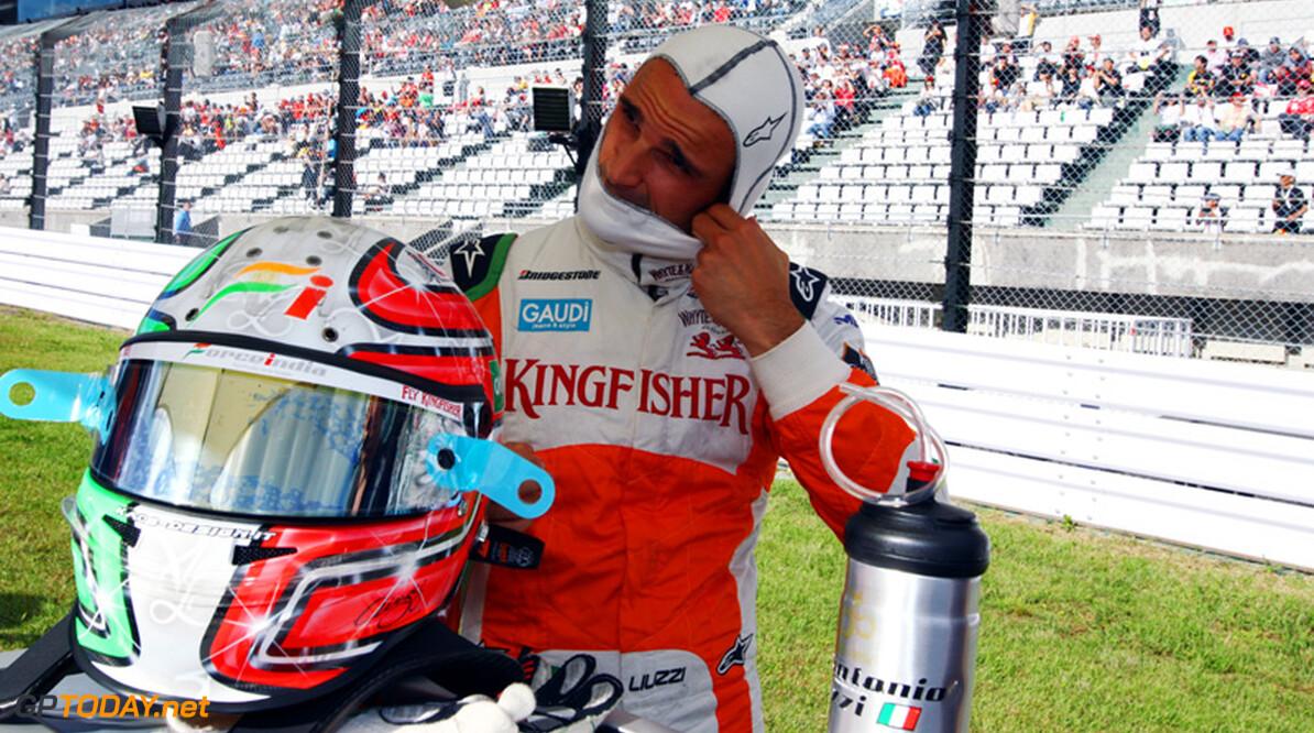 """Liuzzi: """"Kleine terugval Force India was te verwachten"""""""