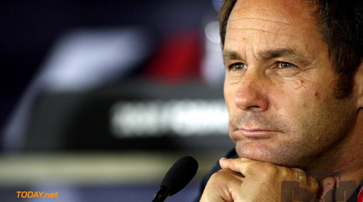 Gerhard Berger keert wellicht ooit terug aan het front