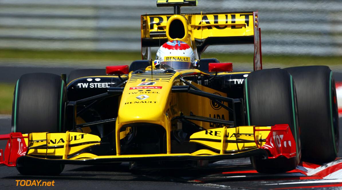 """Renault: """"Petrov zeker van zijn plek voor 2011 als hij zo doorgaat"""""""