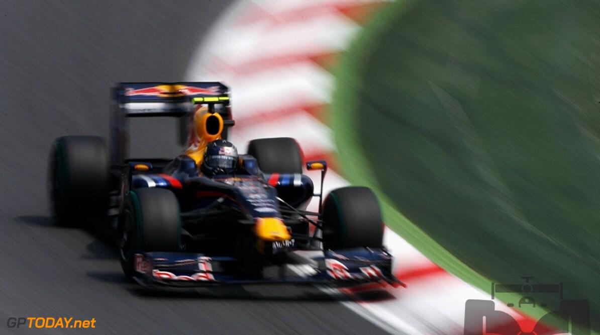 VT2: Vettel en Webber domineren, Sutil derde