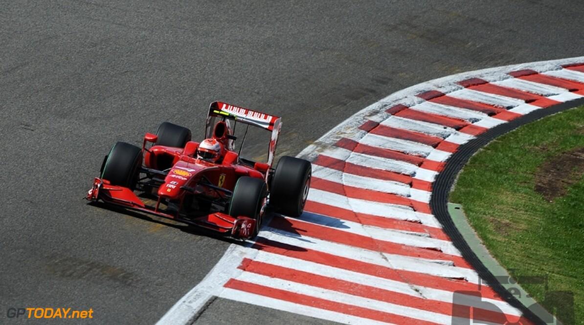 Ferrari geeft geen zekerheid over toekomst Raikkonen