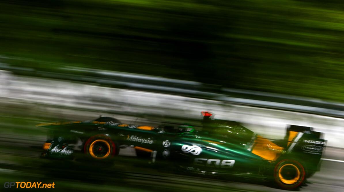Team Lotus gebruikt Red Bull Racing als grote voorbeeld