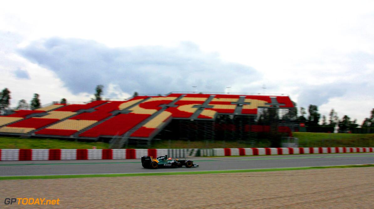 Volg <b>LIVE</b> de derde testdag in Barcelona op F1Today.nl!