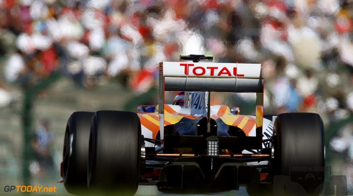 Renault wil Williams nog inhalen in resterende twee races