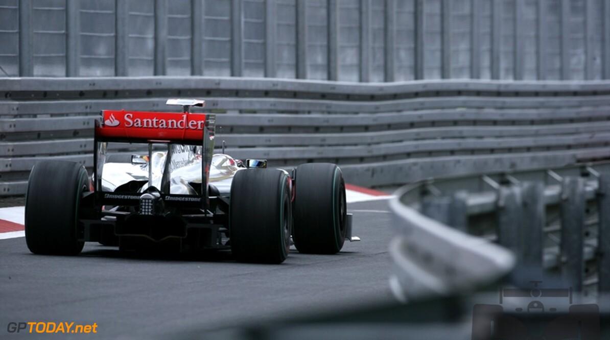 Santander blijft gewoon verbonden aan McLaren