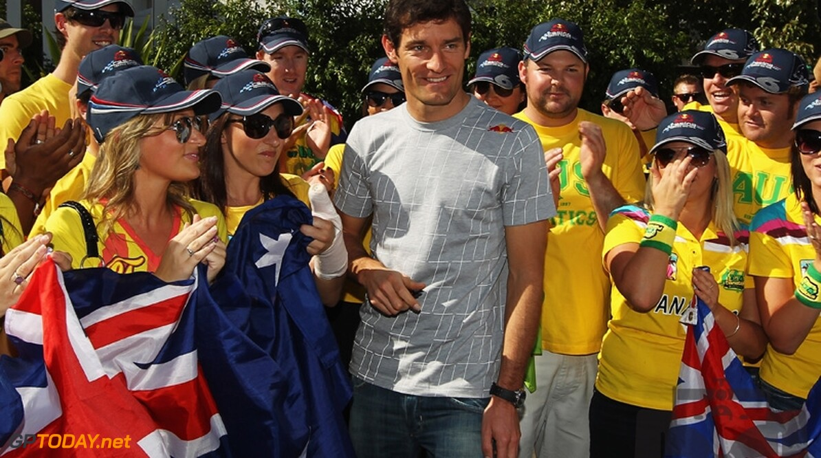 Webber has no recollection of his accident at Interlagos