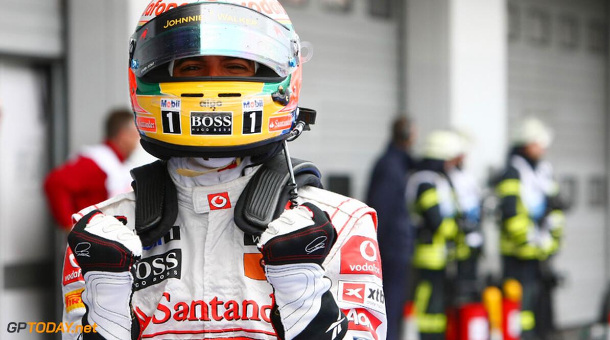 """McLaren: """"Winst in Abu Dhabi is springplank voor Hamilton"""""""