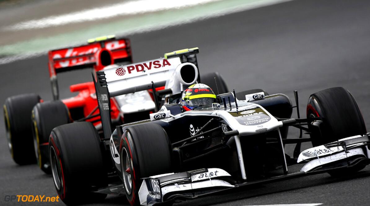 """Maldonado over touché met Hamilton: """"Het was zeker niet expres"""""""