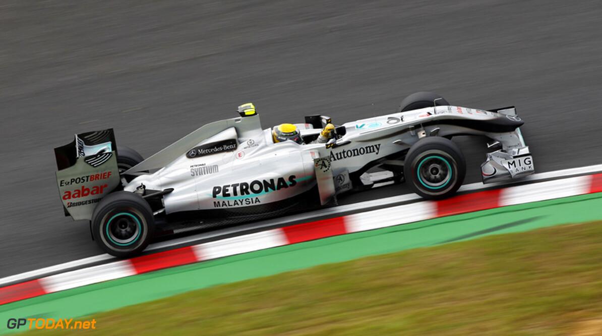 Rosberg voelt zich niet op waarde geschat en vraagt om erkenning