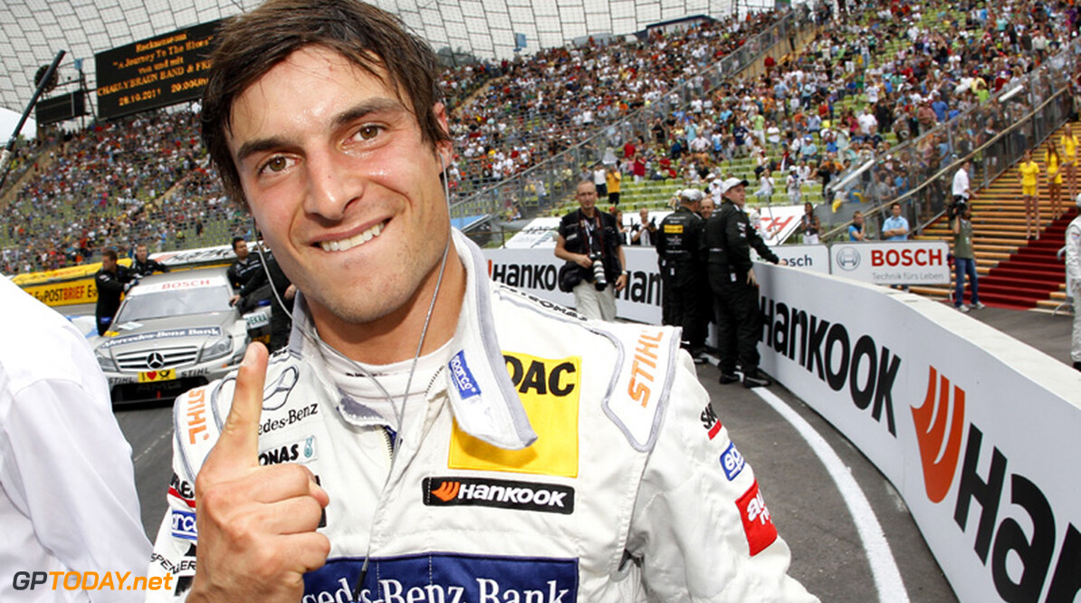 <b>Officieel:</b> Bruno Spengler verruilt Mercedes voor BMW vanaf 2012