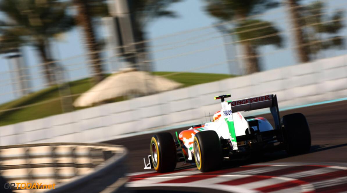 Force India rekent zich nog niet rijk in het zicht van de haven