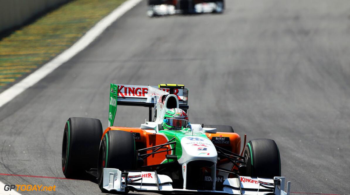 """Vitantonio Liuzzi: """"Crash was niet te voorkomen"""""""