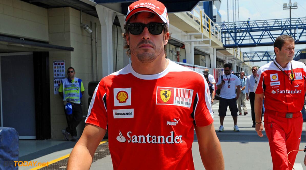 """Alonso: """"Sowieso een geweldig seizoen, ongeacht de uitkomst"""""""