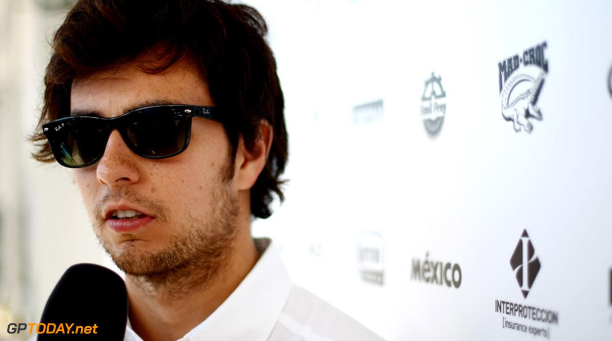 Sergio Perez sleept puntje uit het vuur voor Sauber
