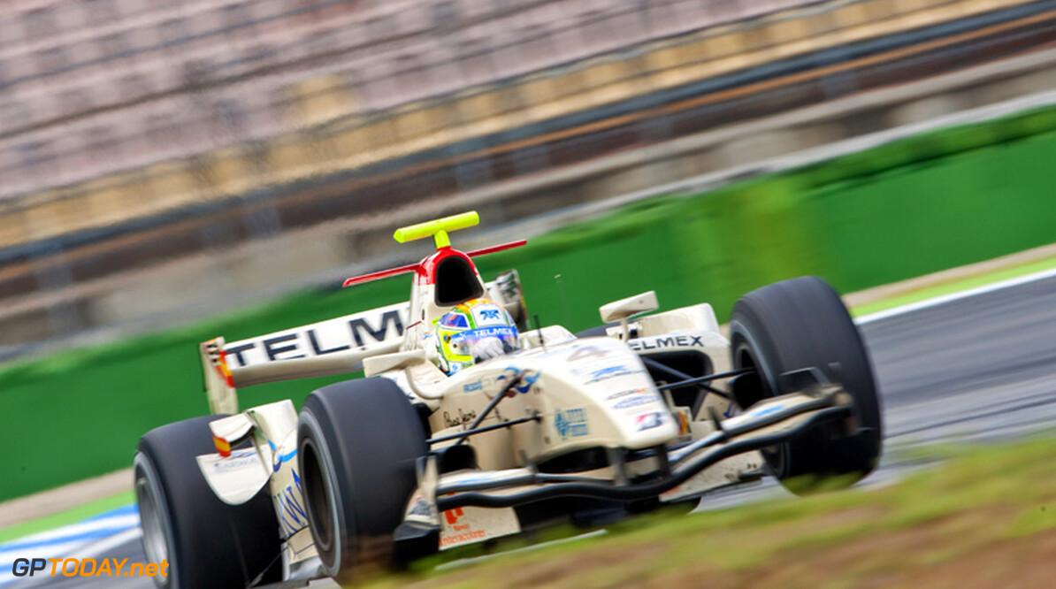 Sergio Perez dominant in hoofdrace Abu Dhabi