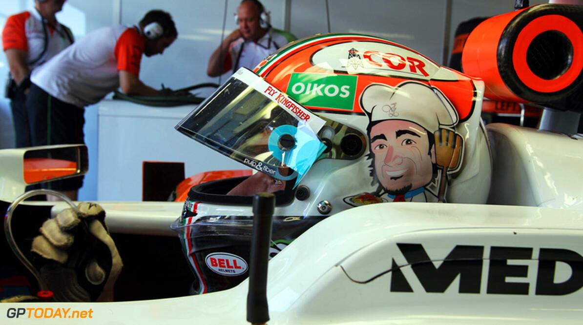Manager Liuzzi niet zeker van racestoeltje bij Force India