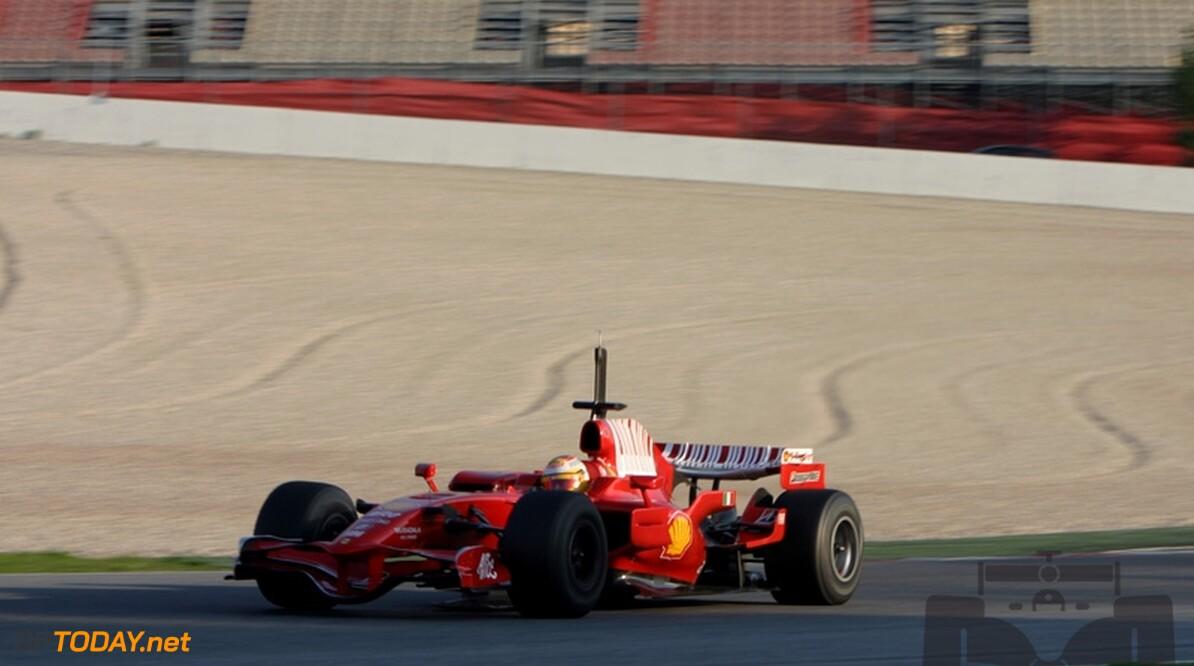 Ferrari presenteert nieuwe wagen half januari