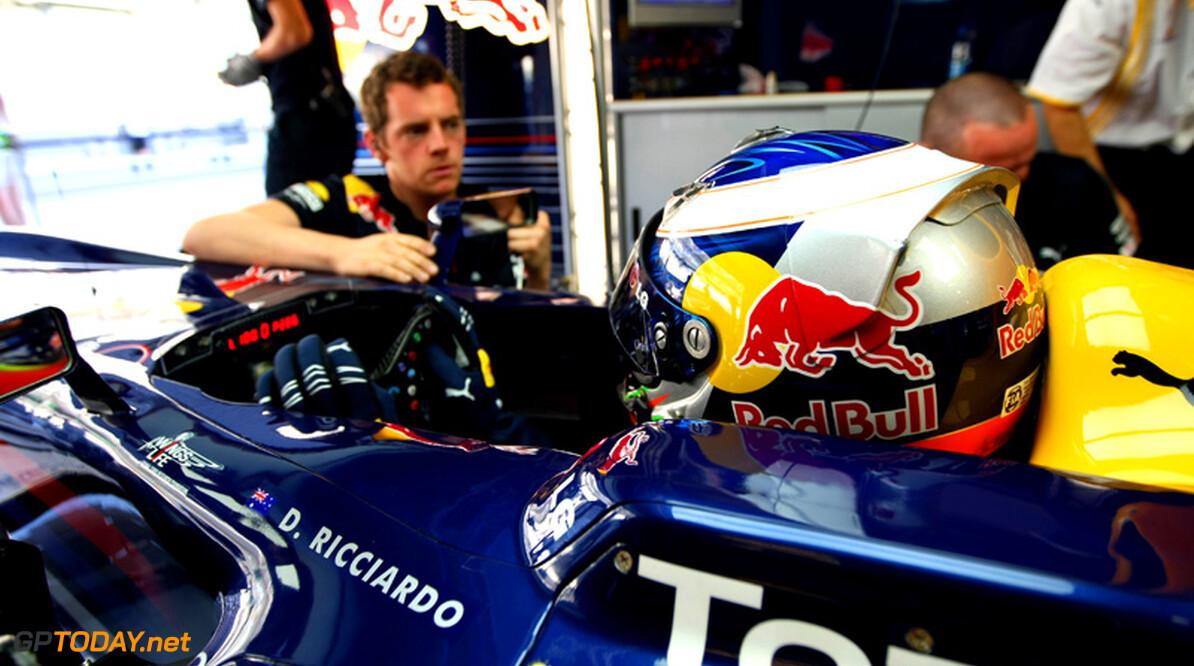 """Daniel Ricciardo: """"Ik moet Red Bull bedanken voor deze kans"""""""