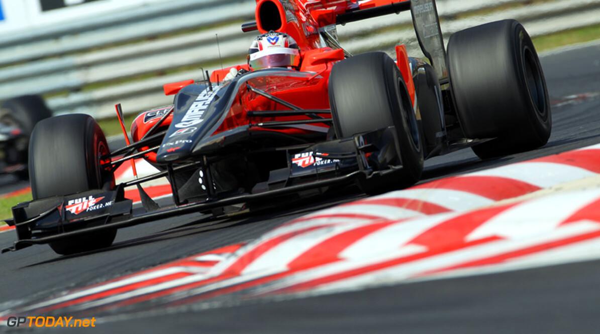 Virgin Racing zet alles op tiende plek bij constructeurs