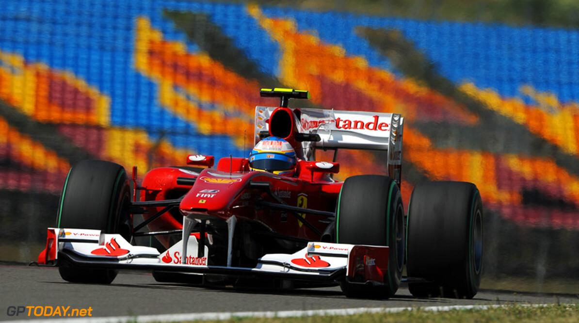 """Boze Alonso: """"Deze race is gemanipuleerd"""""""