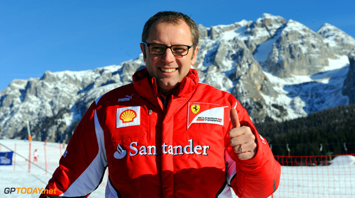 Domenicali will start working for Audi on November 1