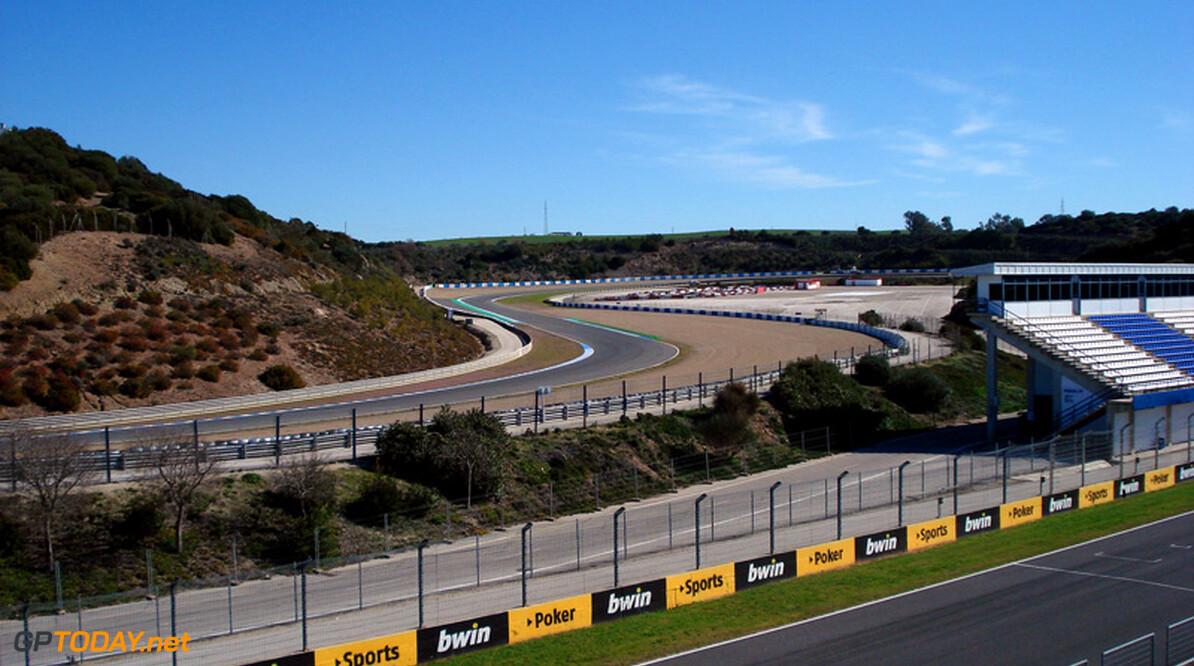 <b>Volg LIVE de tweede testdag op Circuito de Jerez</b>