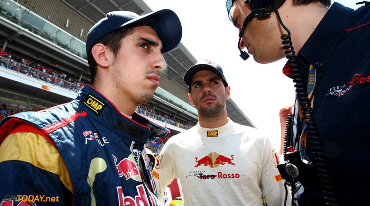 Buemi voelt zich vrij zeker van stoeltje bij Toro Rosso voor 2012