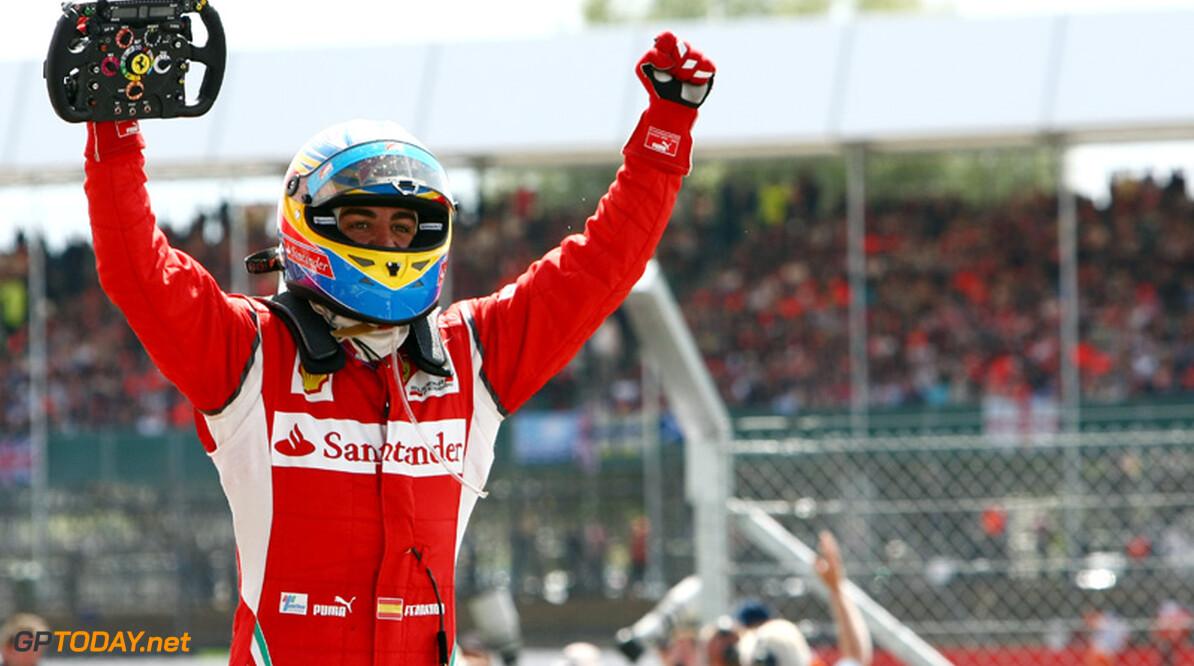 Fernando Alonso niet van plan om titelkansen op te geven