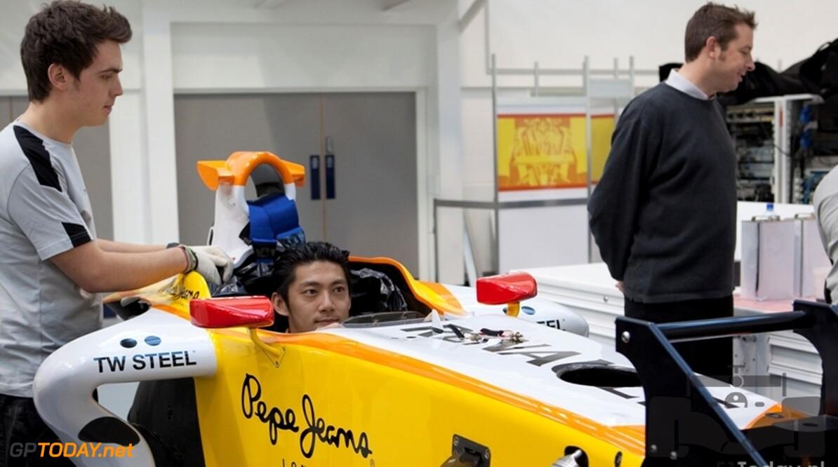 """Tung: """"We staan op de drempel van de Formule 1"""""""