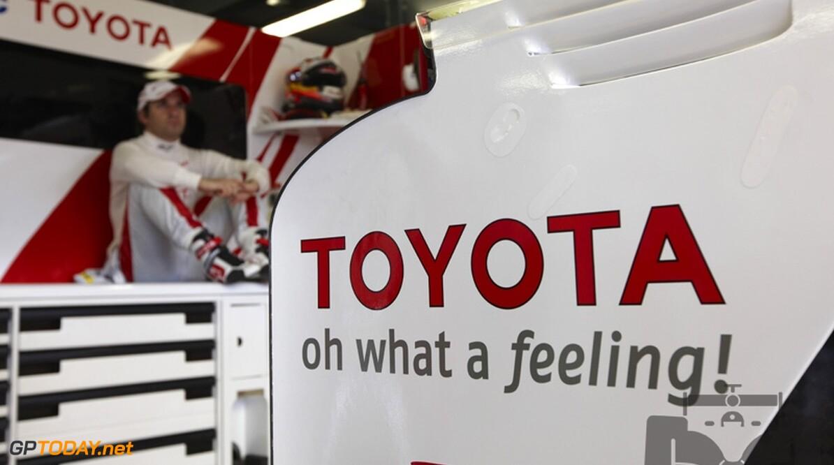 Uitgaven vormen obstakel voor Formule 1-toekomst Toyota