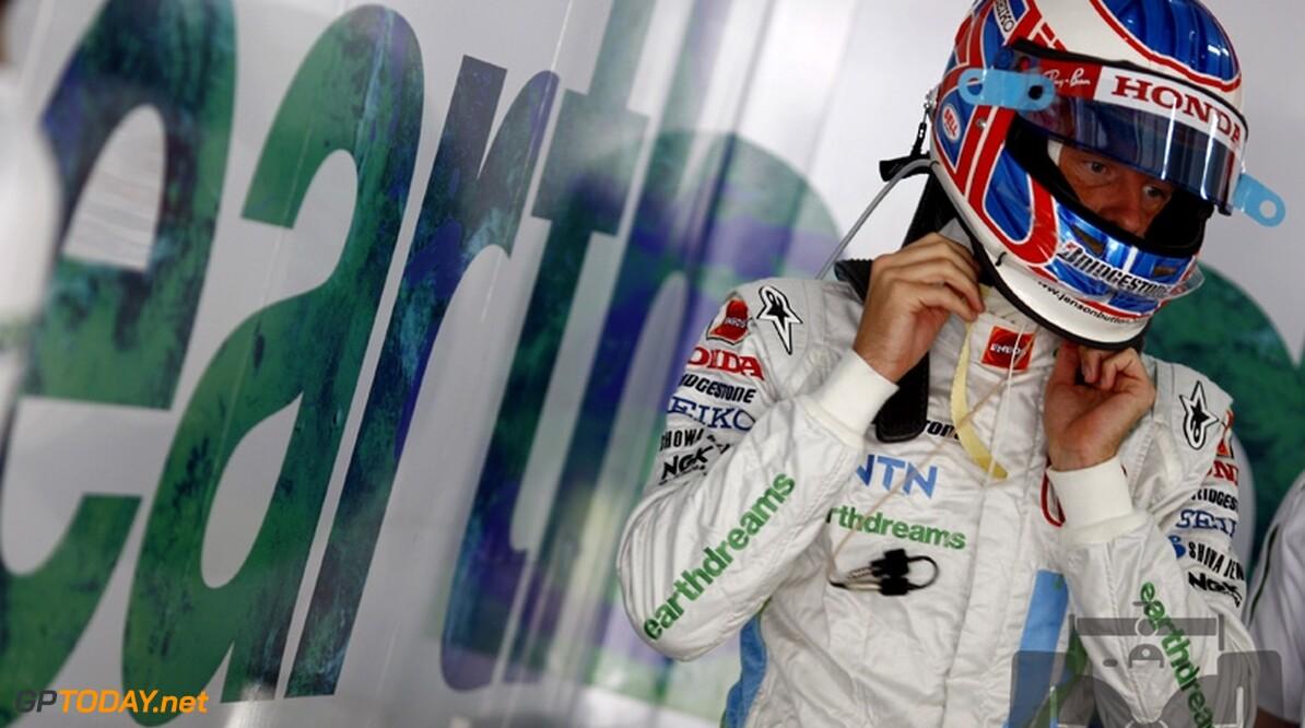 Jenson Button gelooft in winstkansen Honda voor 2009