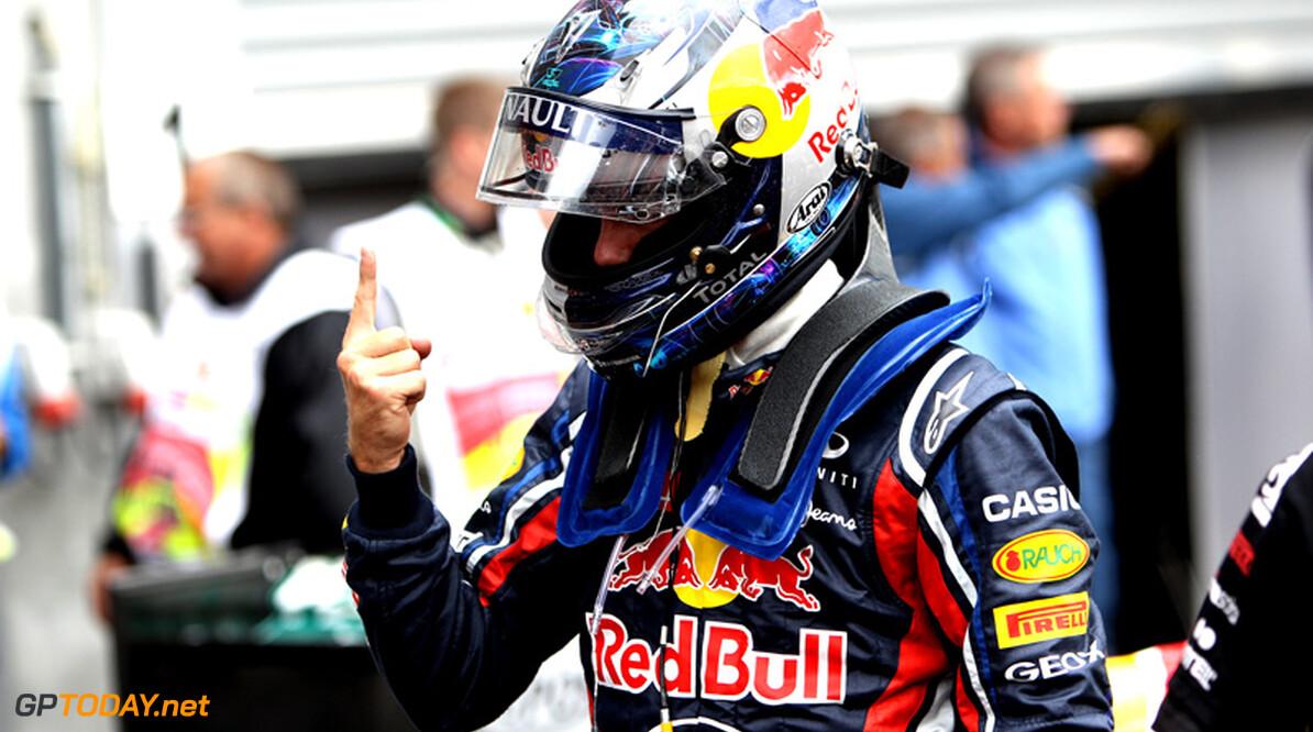 Teambazen roepen Vettel uit tot beste Formule 1-coureur van 2011