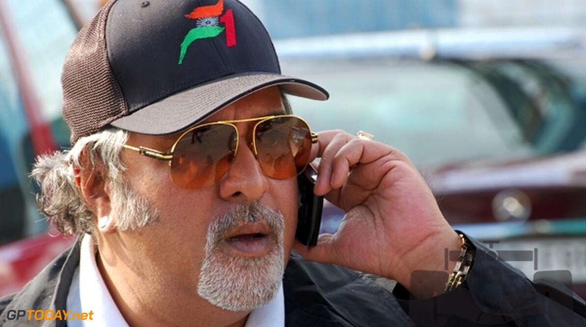 Vijah Mallya eist resultaten van Gascoyne en Force India