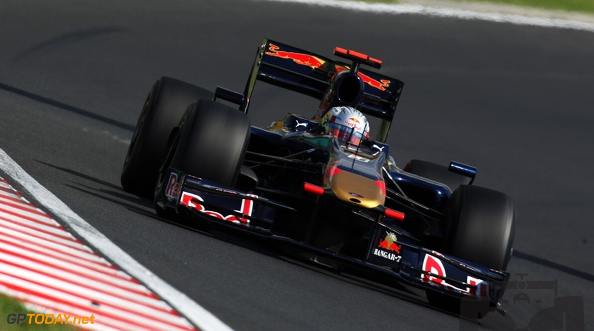 Alguersuari heeft contract bij Toro Rosso voor 2010 op zak