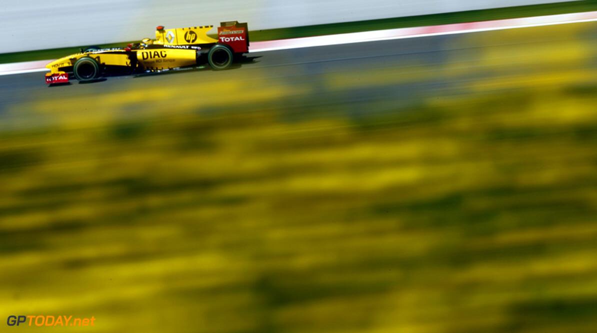 Renault overtuigd van passeren van Mercedes GP
