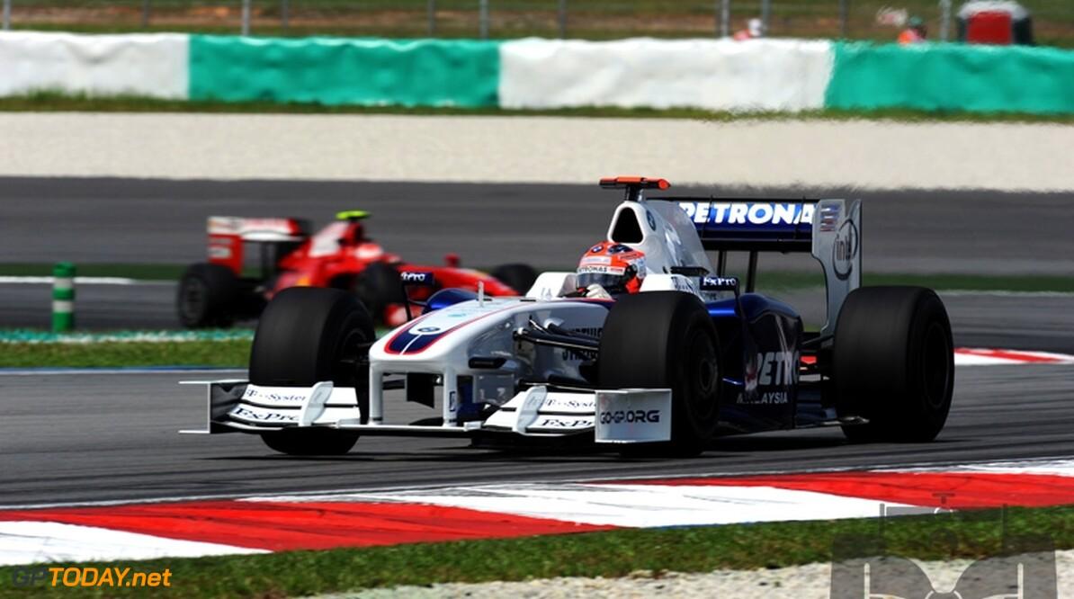 Kubica wederom kritisch op ontwikkeling BMW Sauber
