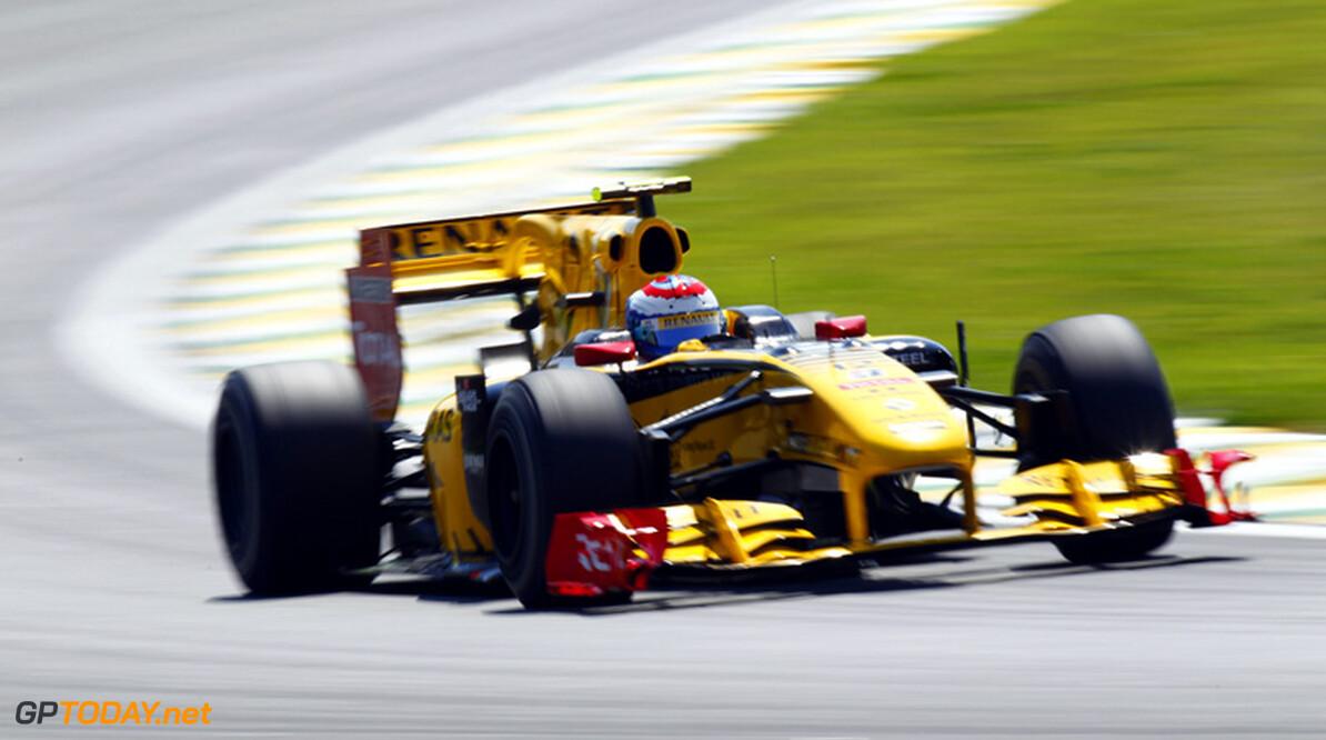 Renault goed uit de startblokken in Abu Dhabi