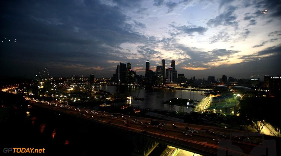 Abu Dhabi overweegt nachtrace