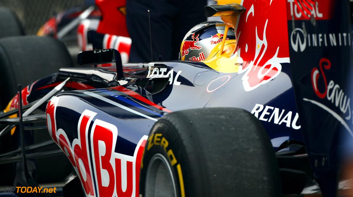 Red Bull Racing keurt geldingsdrang van Vettel niet goed