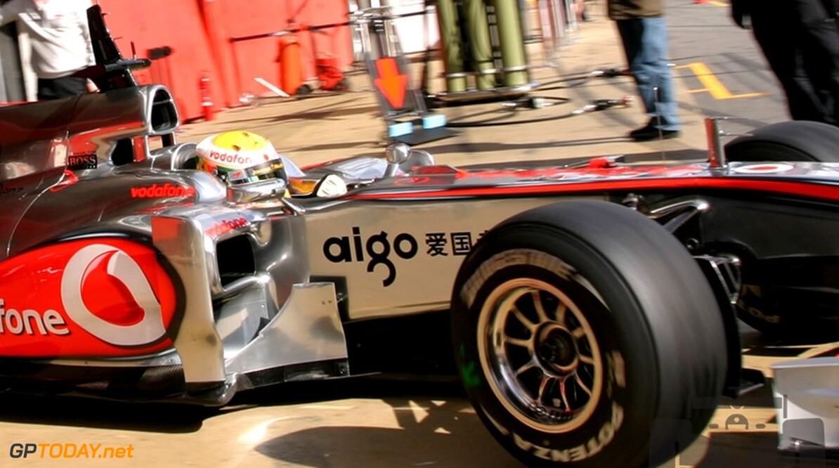 """Hamilton: """"De auto voelde veel beter in Q1 en Q2"""""""