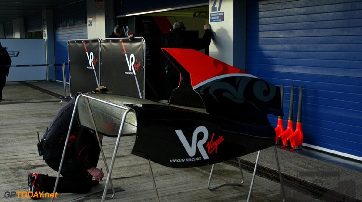 Virgin Racing werkt aan nieuwe simulator